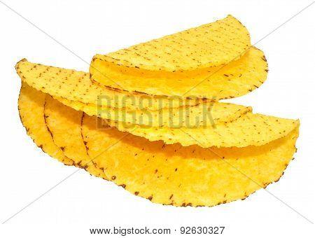 Empty Taco Shells