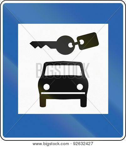 Car Rental In Iceland