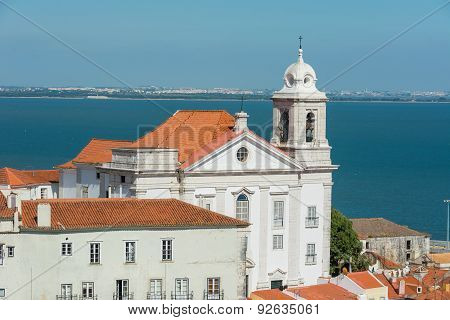 St Stephen Church Lisbon Portugal