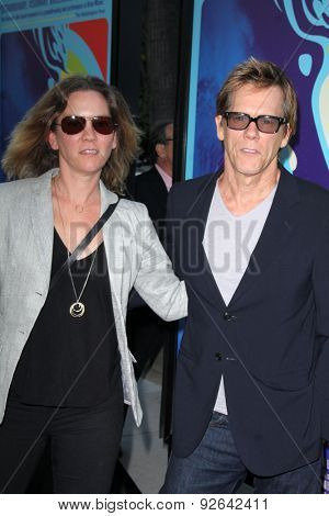 LOS ANGELES - JUN 2:  Kevin Bacon at the