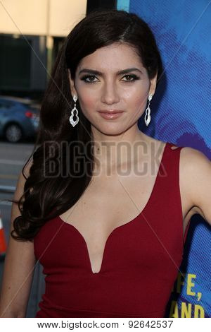 LOS ANGELES - JUN 2:  Blanca Blanco at the