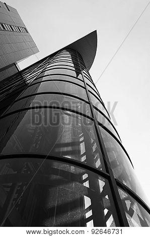 Exterior elevator