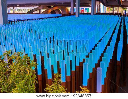 China Corporate United Pavilion At Expo 2015, Milan