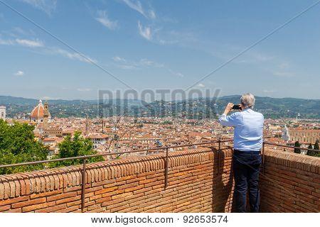Florence. Fort Belvedere.