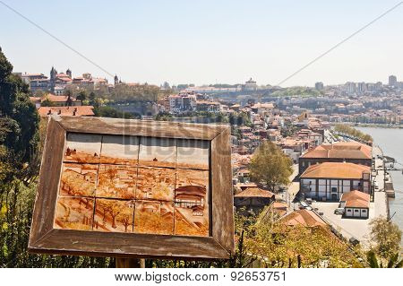 Double View Of Porto