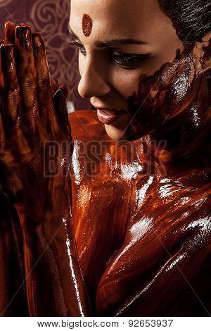 Spa Treatments: Chocolate Body Wraps