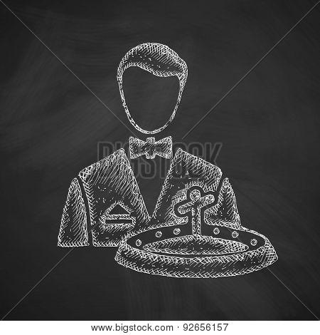 dealer casino icon