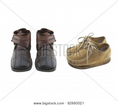 Old Sneakers Lacks
