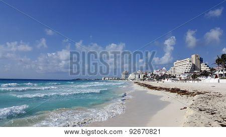 Cancun (la Isla Dorado), Mexico