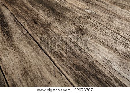 Wooden Ragged Grey Texture Background