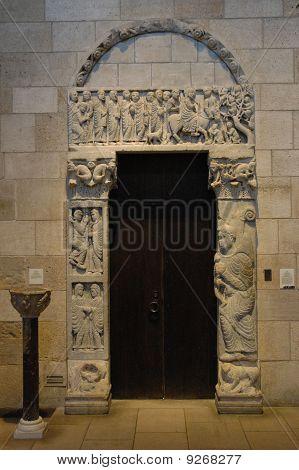 Stone Doorway