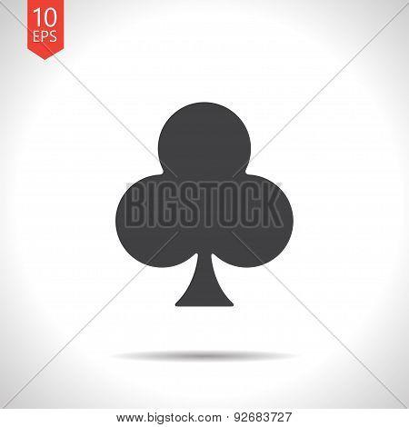 Vector game cross icon. Eps10