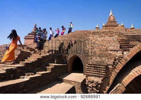 Pyathada (pyathatgyi) Temple