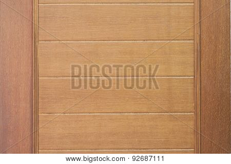 Plywood Surface