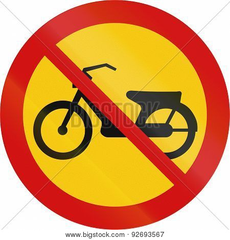 No Mopeds In Iceland