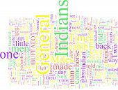 pic of stagecoach  - Word Cloud based on Buffalo Bill - JPG