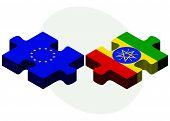 picture of ethiopia  - Vector Image  - JPG
