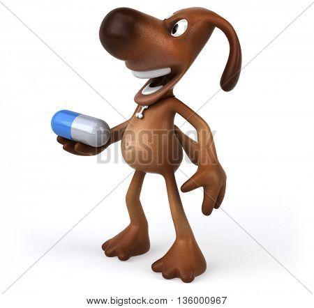 Fun dog