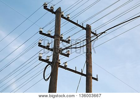 Electric lines