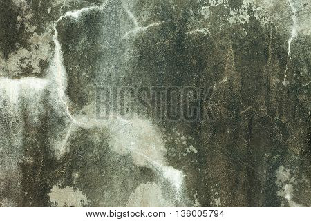 The Grunge Concrete Old Texture Wall Background