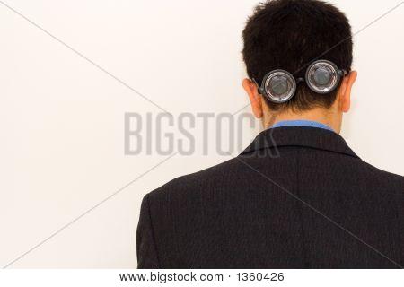 Insane Business Man