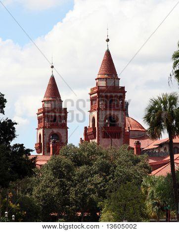 Flagler College, St. Augustine Florida
