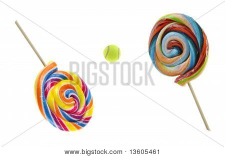 Huge Lollipops