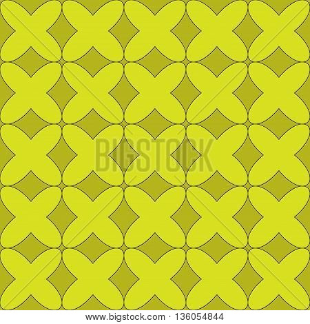 Rhombus geometric seamless pattern. Fashion graphic background design. Modern stylish abstract texture. Colorful template for prints textiles wrapping wallpaper website etc. VECTOR illustration