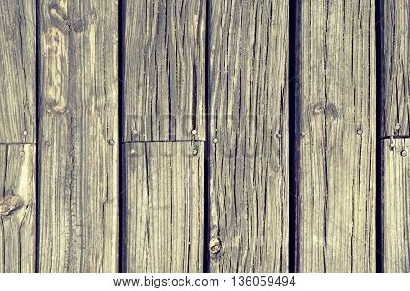 Wood Plank Floor Rustic Retro Background Texture