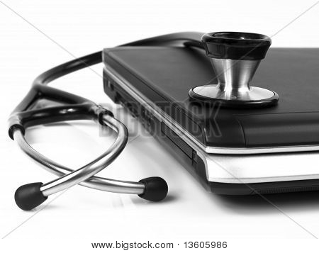 Medical Instrument With Computer
