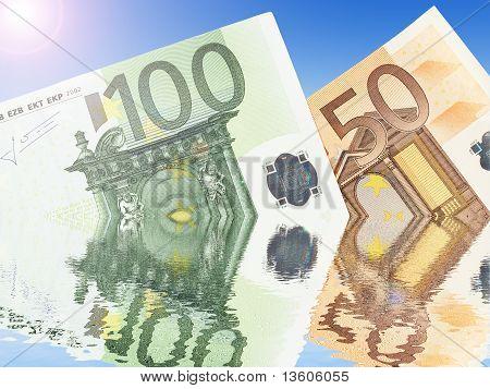 Money In Water
