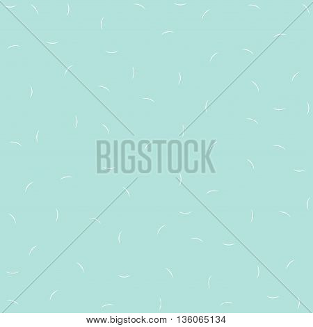 Vector Floral Pattern in pale blue tones. Vector.
