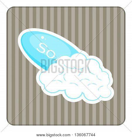 Soap Colorful Icon