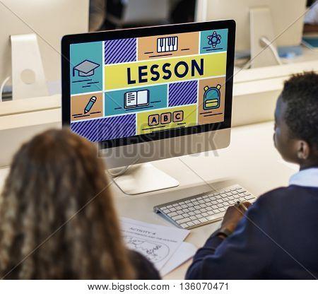 Lesson Class Education Study Teaching Concept