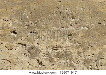 Image of a background stone texture in Italy