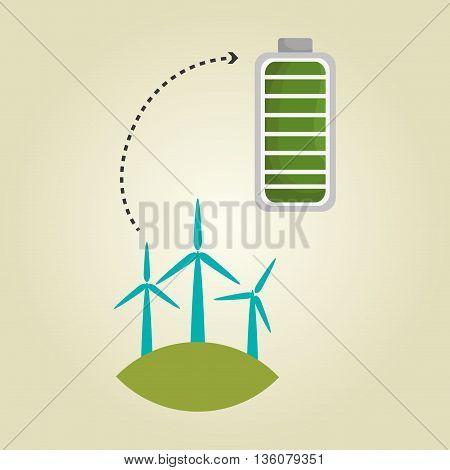 eco friendly design, vector illustration eps10 graphic