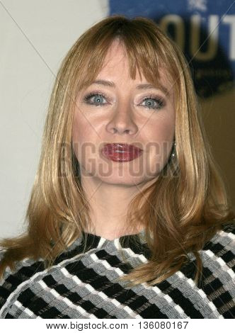 Andrea Evans at the Celebrity Gala Opening For National Tour Of Movin' Out held at the Pantages Theatre in Hollywood, USA on September 17, 2004.