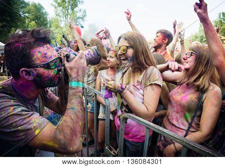 Festival Of Colors Colorfest