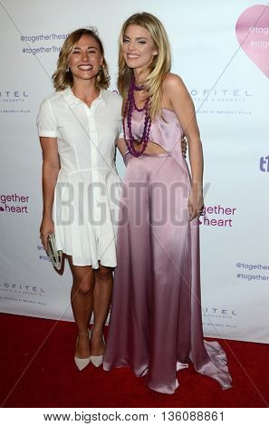 LOS ANGELES - JUN 25:  Briana Evigan, AnnaLynn McCord at the Together1Heart Launch Party at the Sofitel Hotel on June 25, 2016 in Los Angeles, CA