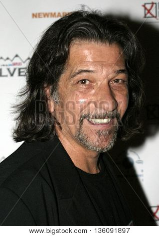 Luis Saguar at the Los Angeles premiere of 'Silver City' at the Arclight Cinerama Dome in Hollywood, USA on September 14, 2004.