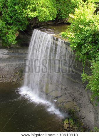 Bridal Veil Falls, Kagawong, Manitoulin Island