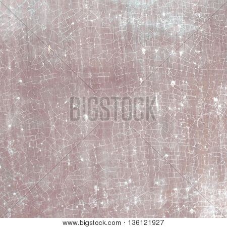 close up Maroon cracked wall texture background.