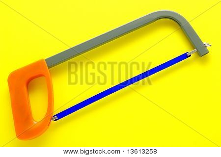 Hacksaw Type Hand-held Saw