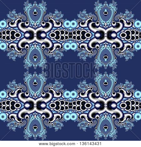 Seamless openwork pattern. You can use it for invitations notebook covers phone case postcards cards and so on. Artwork for creative design art and entertainment.