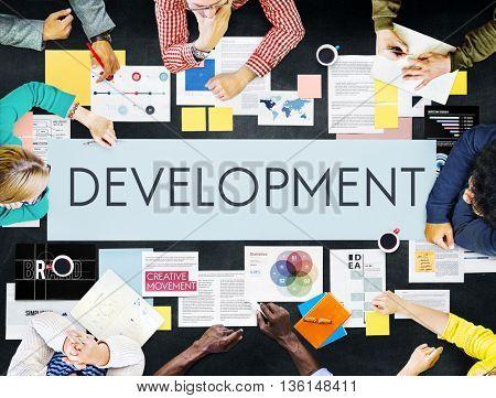 Development Process Solution Strategy Concept