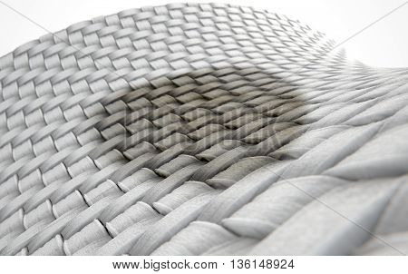Micro Fabric Weave Stain