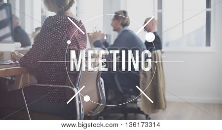 Meeting Conference Business Information Concept