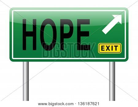 Hope And Hopeful
