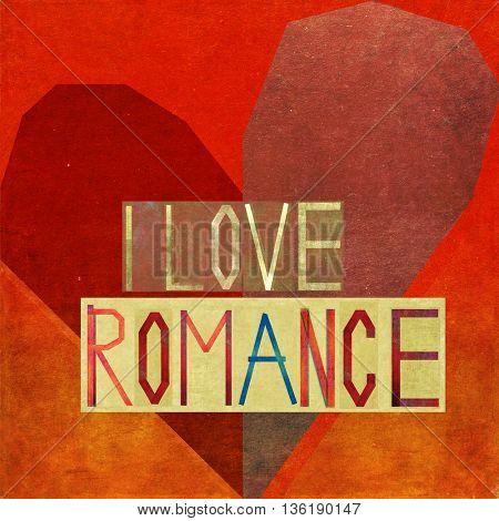 I love romance