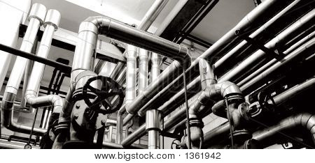 Industry Oil Pipes